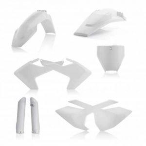 Kit plastiques full kit Acerbis Husqvarna 125 / 250 TC 250 / 350 / 450 FC de 2016 à 2018.