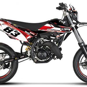 KIT DÉCO 50CC BETA GR MOTORCYCLES 2018 REPLICA