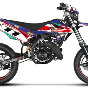 KIT DÉCO 50CC BETA CATHAR BIKE 2018 REPLICA