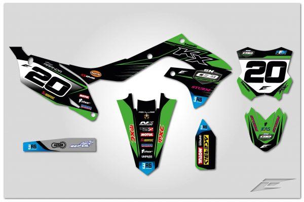 kit déco sn motorsports 2019 450 kxf-01