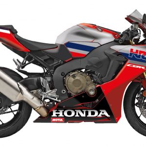KIT DÉCO HONDA CBR IRON REPLICA