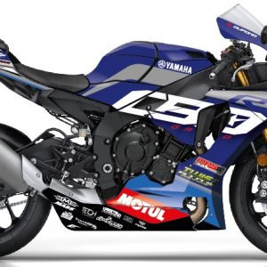 KIT DÉCO YAMAHA SUPERSPORT TEAM TWIST RING RACING 2019 REPLICA