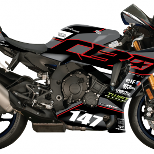 KIT DÉCO YAMAHA SUPERSPORT TEAM TWIST RING RACING 2018 REPLICA