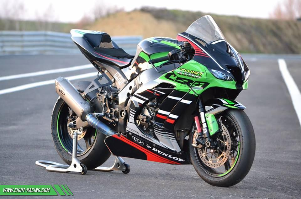 kit déco kawasaki ninja zx 10 r txist racing 2019