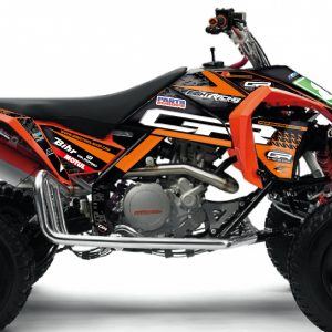 Kit déco GR Motors And Cycles 2019 réplica KTM 450/505 SX.