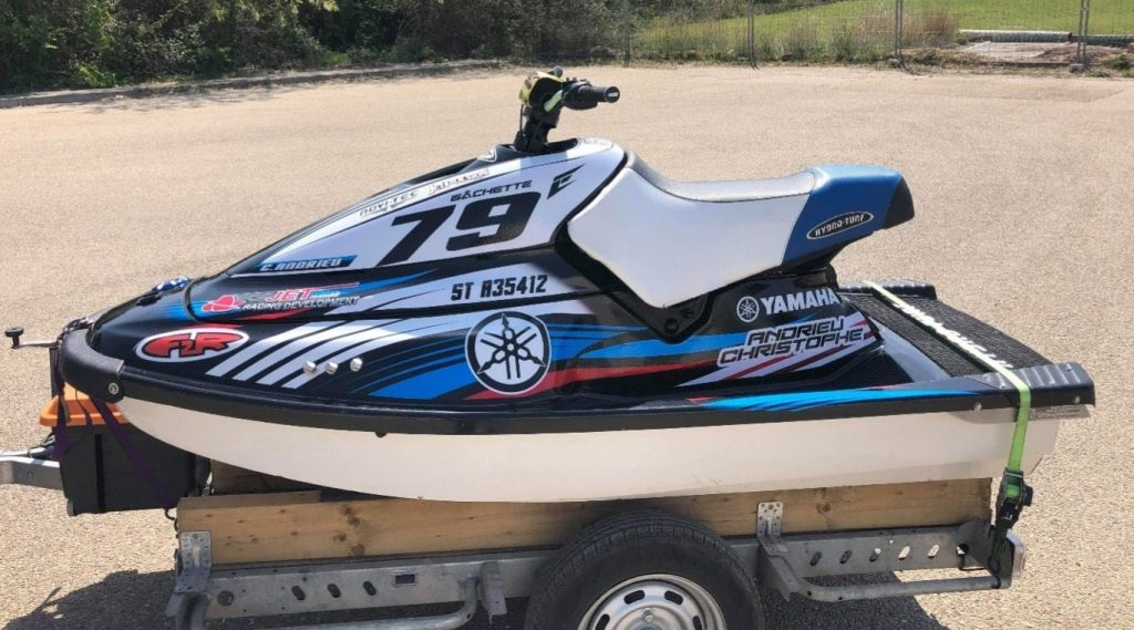 kit déco jet ski yamaha blaster eight racing decals stickers graphics