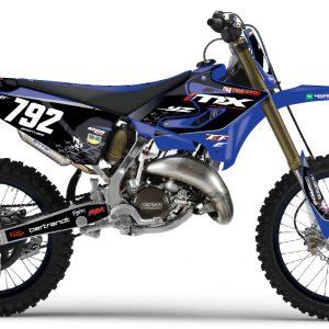 Kit déco MX Développement 2019 réplica Yamaha 125 / 250 YZ.