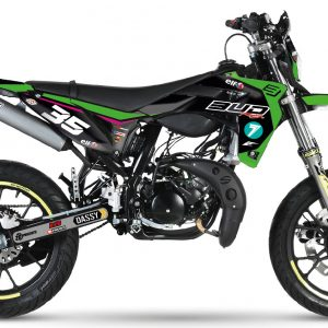 KIT DÉCO 50CC SHERCO TEAM BUD RACING 2019 REPLICA