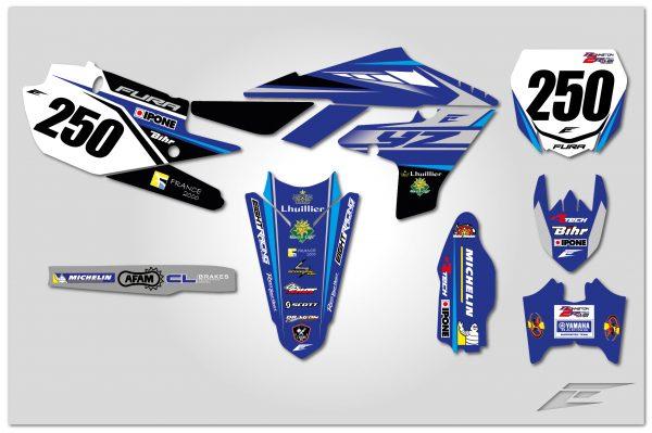 kit déco yamaha 450 250 yzf team yamaha bonneton 2 roues 2020 eight racing factory stickers graphics décals-01