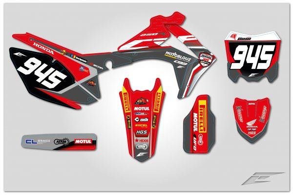 kit déco honda 250 450 crf 2014 2017 réplica team honda sr motoblouz eight racing factory stickers graphics décals-01