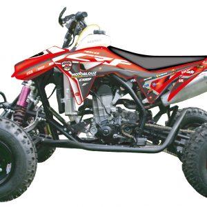 Kit déco Team Honda SR Motoblouz 2020 réplica Honda 450 CRQF.