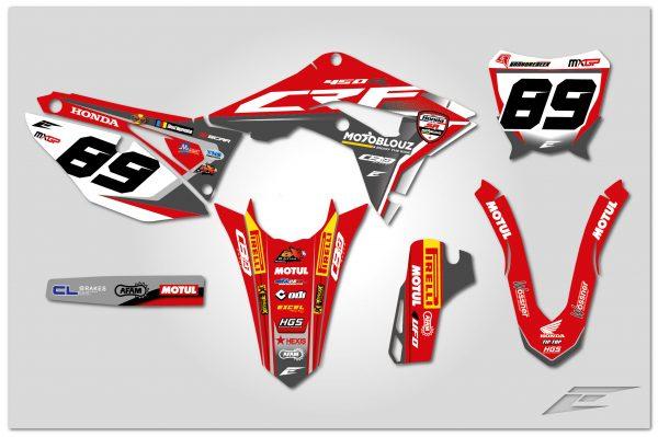 kit déco team honda sr motoblouz 2020 450 250 crf eight racing factory stickers graphics décals-01