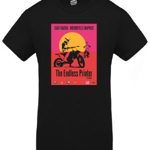 TEE-SHIRT EIGHT RACING ENDLESS