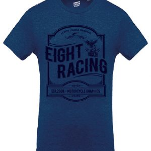 TEE-SHIRT EIGHT RACING HISTORIC
