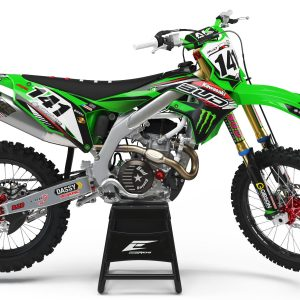 KIT DÉCO KAWASAKI TEAM BUD RACING 2016 REPLICA