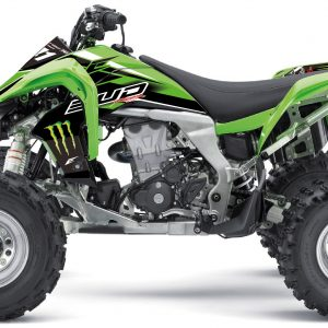 KIT DÉCO QUAD KAWASAKI BUD RACING 2015 REPLICA