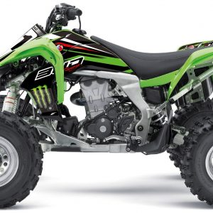 KIT DÉCO QUAD KAWASAKI BUD RACING 2017 REPLICA