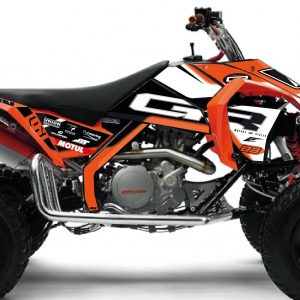 KIT DÉCO QUAD KTM GR MOTORCYCLES 2018 REPLICA