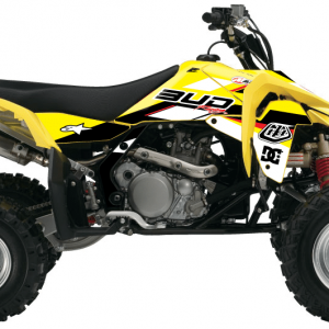 KIT DÉCO QUAD SUZUKI BUD RACING 2015 REPLICA