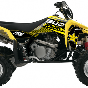 KIT DÉCO QUAD SUZUKI BUD RACING 2012 REPLICA