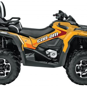 KIT DÉCO QUAD CAN-AM EIGHT SERIE 1 SEMI PERSO