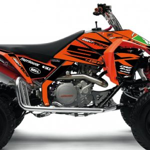 KIT DÉCO QUAD KTM EIGHT SERIE REPLICA