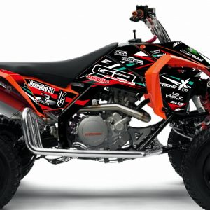 KIT DÉCO QUAD KTM GR MOTORCYCLES 2017 REPLICA