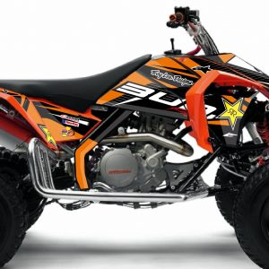 KIT DÉCO QUAD KTM BUD RACING 2013 REPLICA