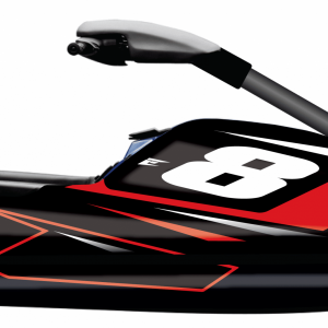 KIT DÉCO JET SKI YAMAHA EIGHT SERIE 2 SEMI PERSO