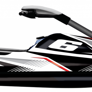 KIT DÉCO JET SKI YAMAHA EIGHT SERIE 3 SEMI PERSO
